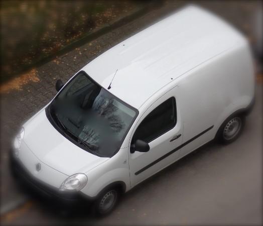 Detektei-Fahrzeug