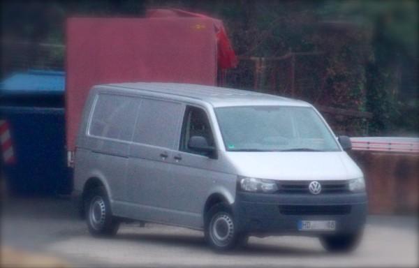 Detektei-Überwachungsbus