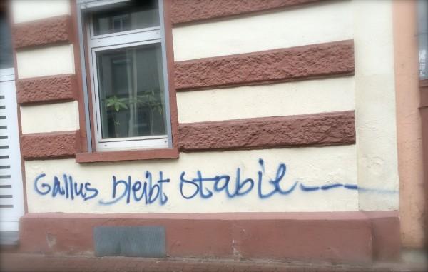 Detektiv in Frankfurt-Gallus einsetzen