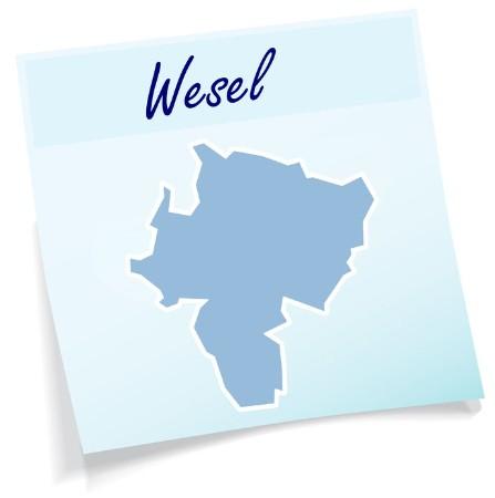 Detektivbüro in Wesel einsetzen