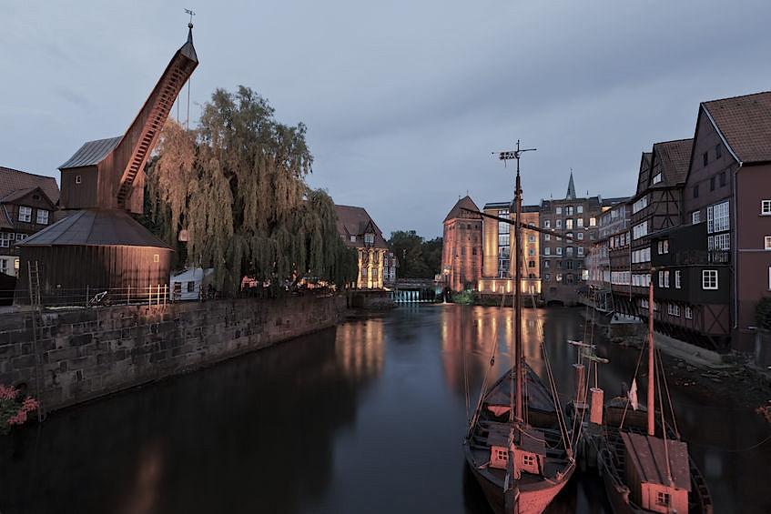 Detektive Lüneburg