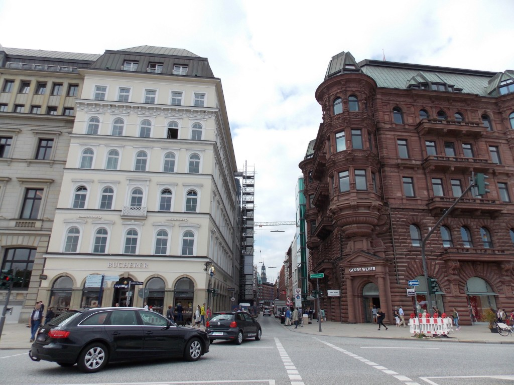 Von Hamburg-Eimsbüttel bis in die Hamburger Straße Große Bleichen Detektiv SYSTEM Detektei®