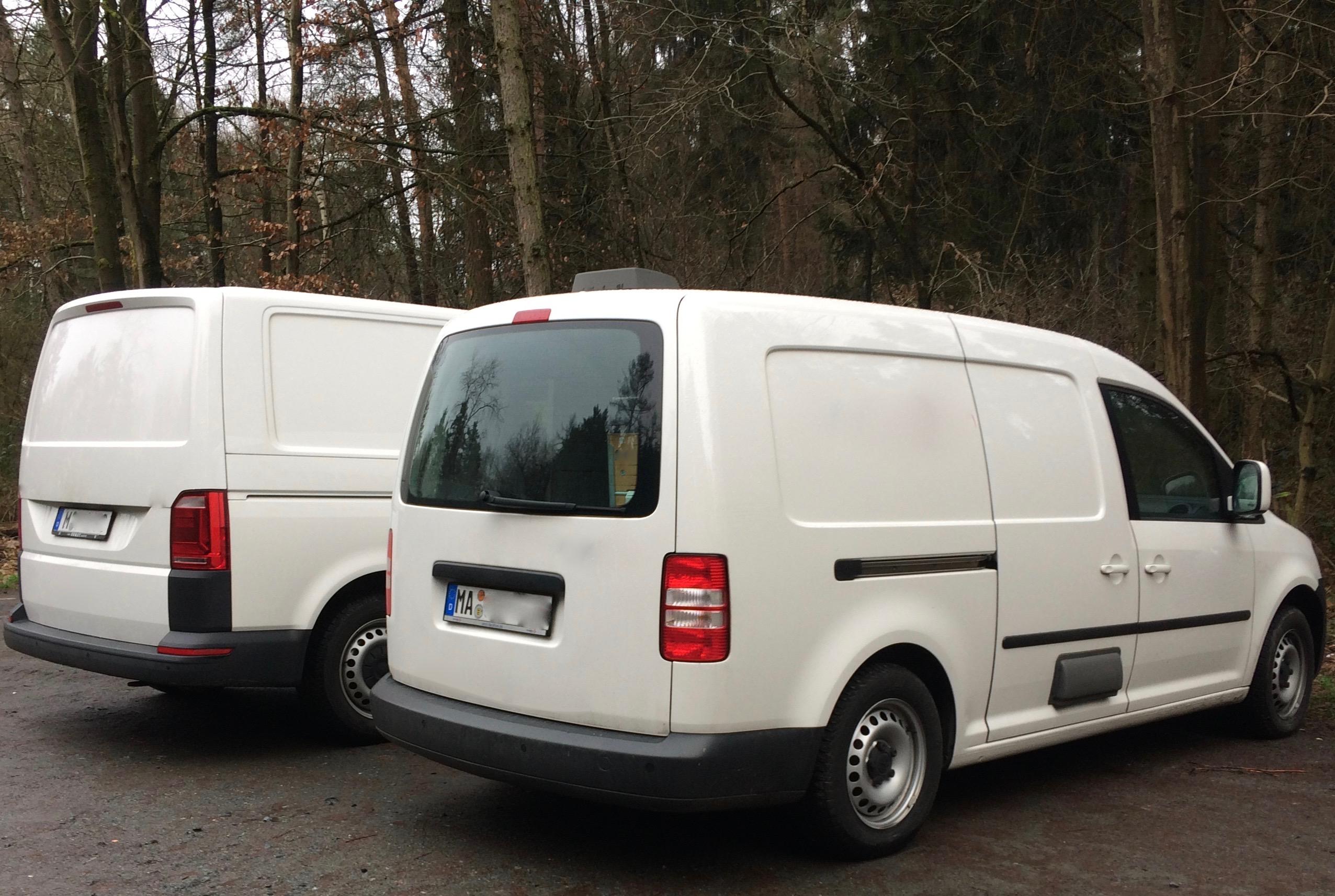 Überwachungskraftfahrzeuge der DSD Detektiv SYSTEM Detektei ® GmbH
