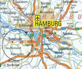 Detektivbüro für den Raum Hamburg