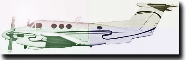 Detektei-Flugzeug