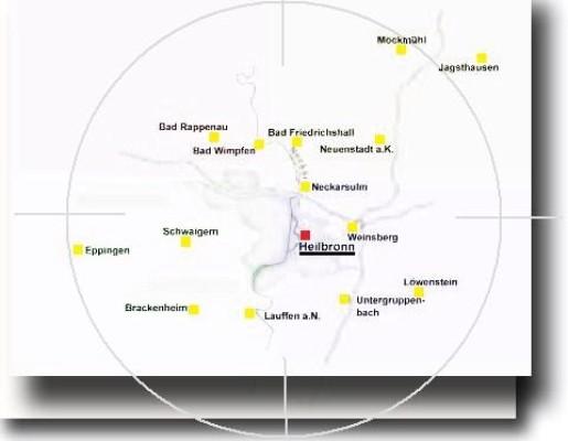Detektivbüro in Heilbronn