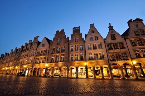Detektive in Münster