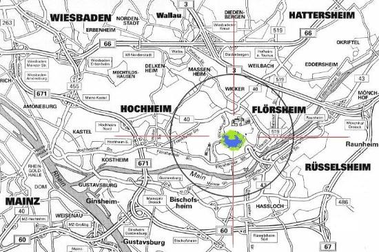 Detektei im Rhein-Main-Gebiet