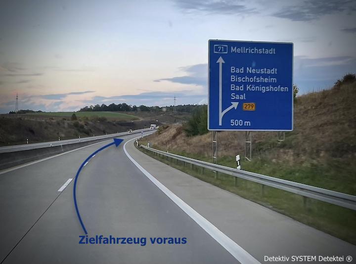 Privatdetektive observieren in Bad Kissingen