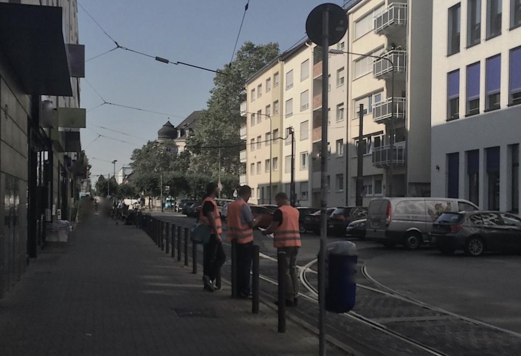 Observation in Magdeburg