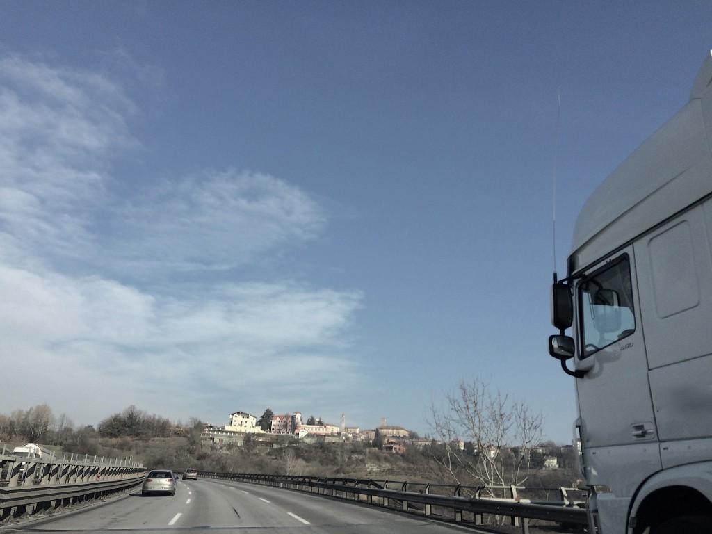 LKW-Fahrer von Detektei oberserviert