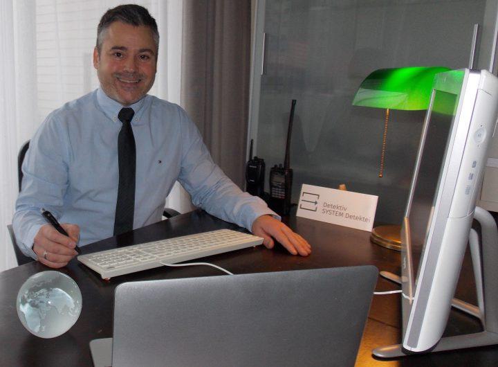 Privatdetektiv und Wirtschaftsdetektiv Steffen Randel