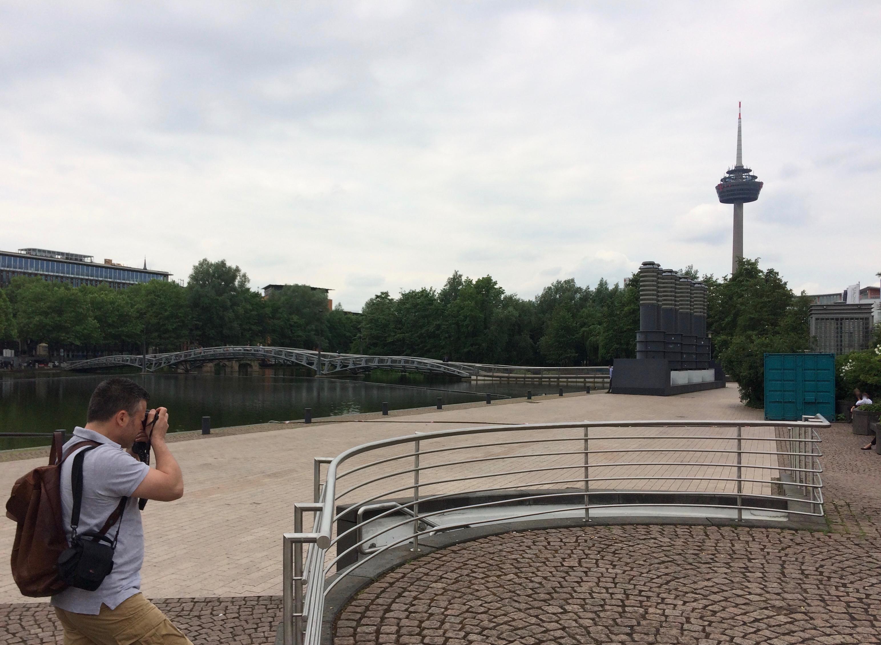 Privatdetektiv in Köln im Observationseinsatz