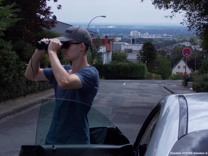 Detektiv in Hofheim am Taunus im Einsatzdienst