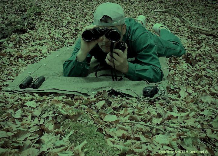 Privatdetektiv Beobachtung und Personenbeschattung