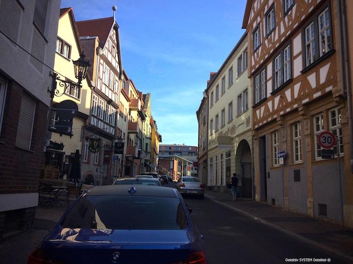 Überwachung Detektei Aschaffenburg Einsatz