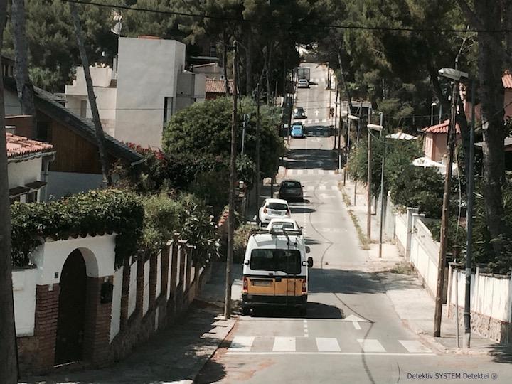 Privatdetektiv in Marbella in der Beobachtung