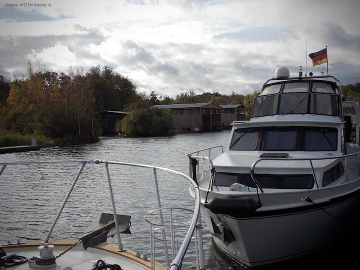 Wirtschaftsdetektive in der Mecklenburgischen Seenplatte in der Recherche