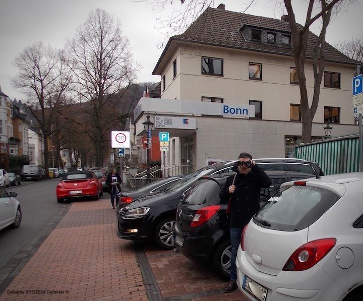 Privatdetektei in Bonn einsetzen