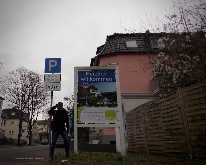 Privatdetektiv in Bad Honnef einsetzen