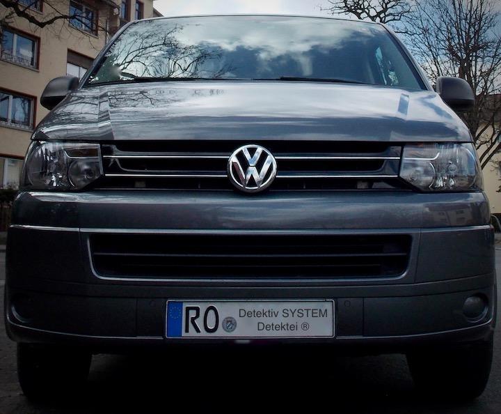 Detektiv in Rosenheim in der Ermittlung