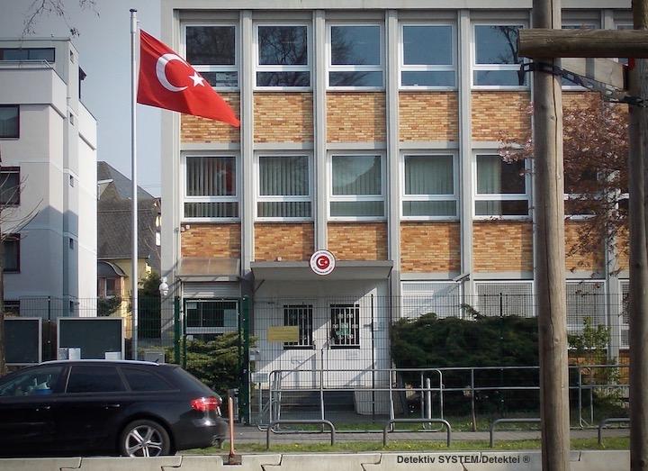 Privatdetektiv in der Türkei aktiv