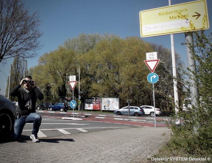Privatdetektei in Darmstadt in der verdeckten Beobachtung