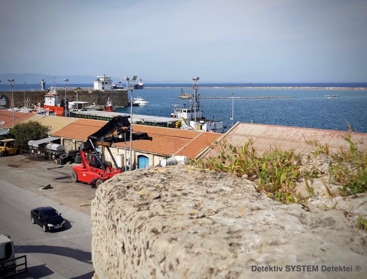 Wirtschaftsdetektive auf Zypern einsetzen
