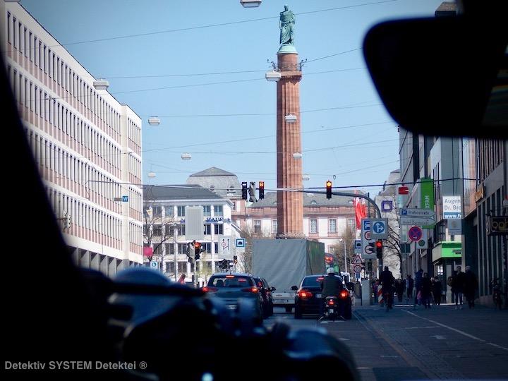 Wirtschaftsdetektive in Darmstadt einsetzen