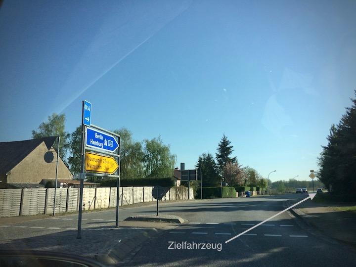 Privatdetektiv in Neuruppin verdeckt am Zielfahrzeug