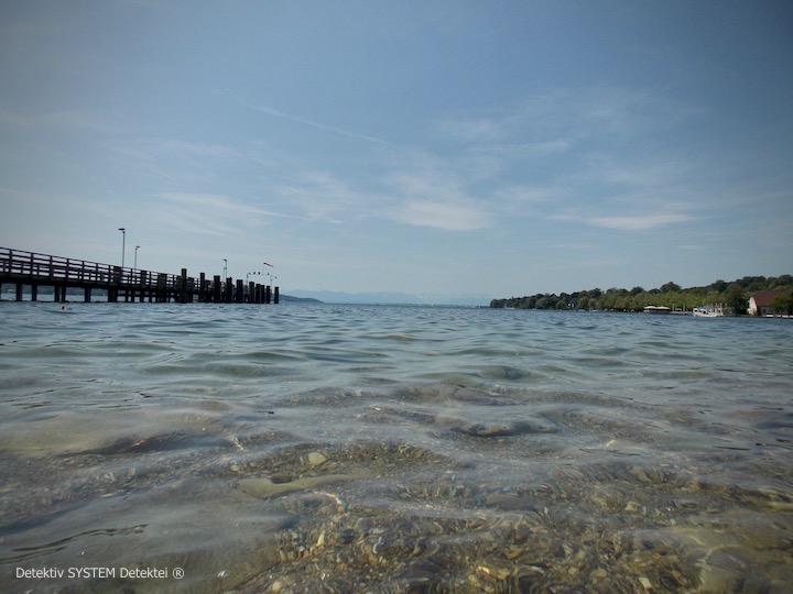 Mit München Auftrag Ermittlungen am Starnberger See