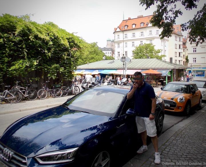 aus den Kreisen Grünwalds beauftragt Detektiv in München einsetzen