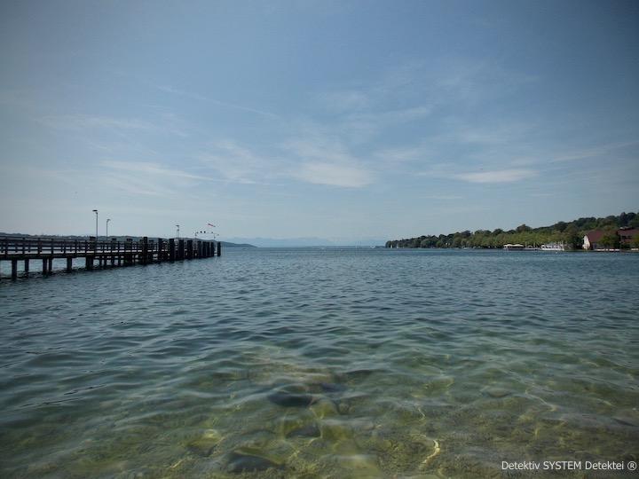 Observation am Starnberger See mit Grünwald Mandat