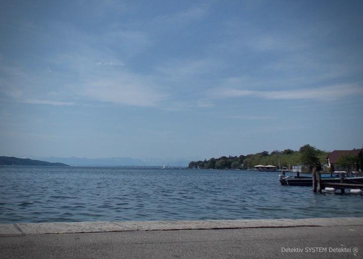Detektei im bayrischen Fünf-Seen-Land in der Ermittlung