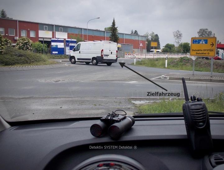 Detektivbüro im Rheinland im Einsatz