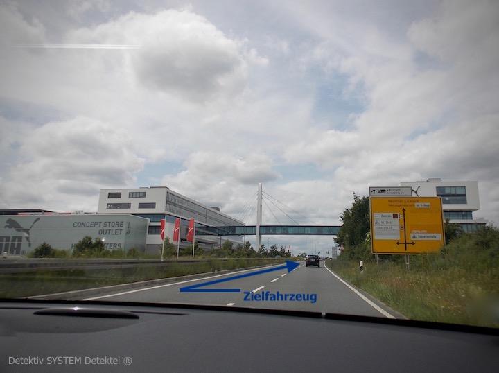 Detektei in Herzogenaurach in der mobilen Observation
