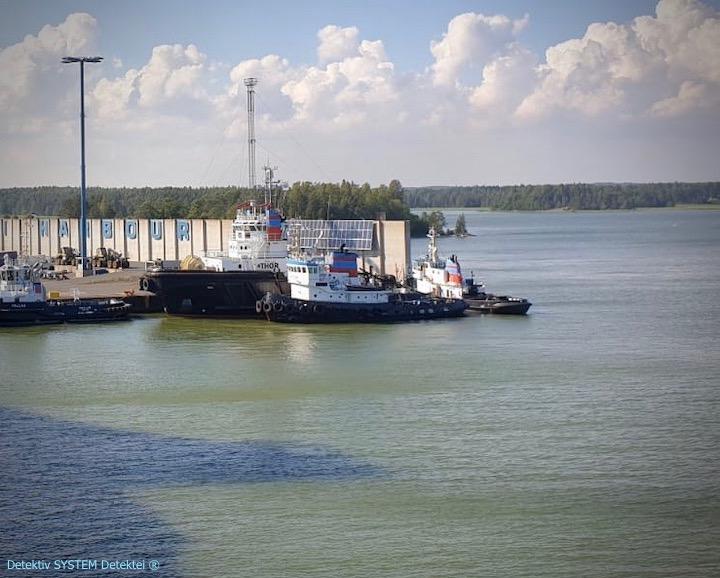 Wirtschaftsdetektive mit Stralsund Auftrag im auswärtigen Einsatz