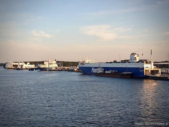 Wirtschaftsdetektive mit Wilhelmshaven Auftrag im Einsatz