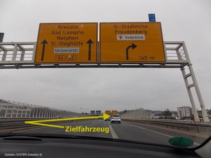 Detektei-Observation in Siegen