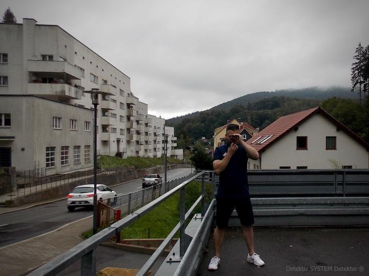 Privatermittler in Ruhla in der Beobachtung