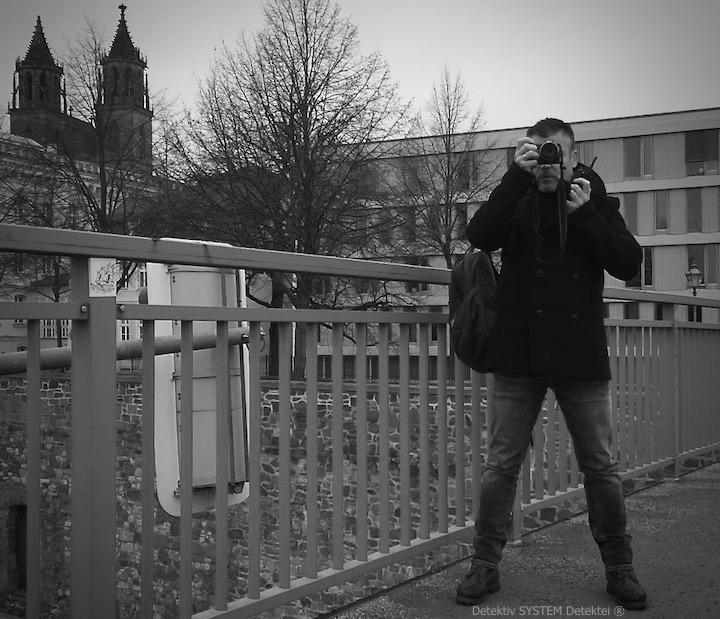 Privatermittler beobachtet für Lüchow Auftraggeber