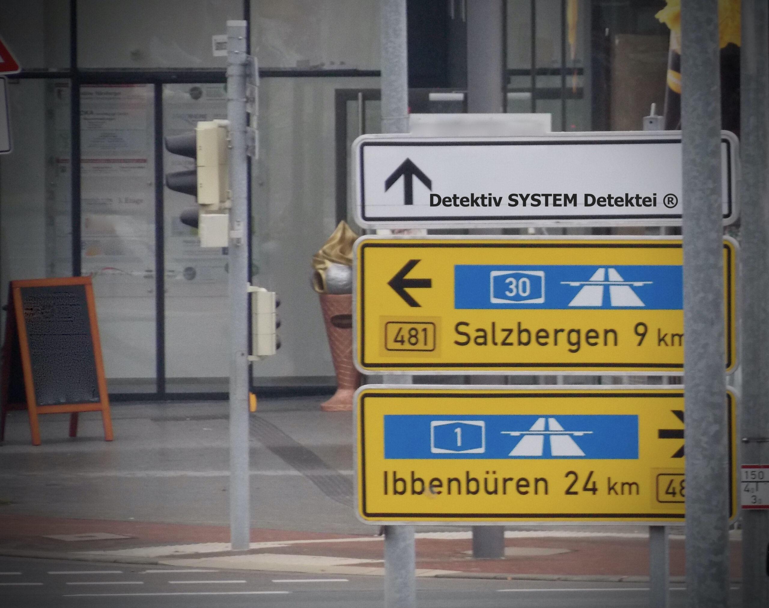 DSD Privatdetektei in Ibbenbüren in der Auftragsbearbeitung