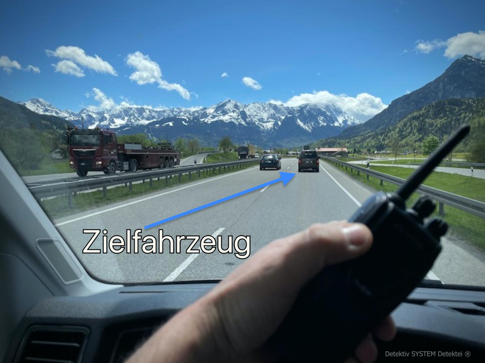 Detektei Observation Garmisch-Partenkirchen