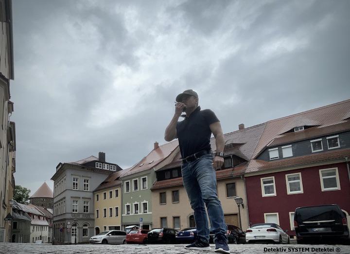 Privatdetektiv in Bautzen in der Ermittlung
