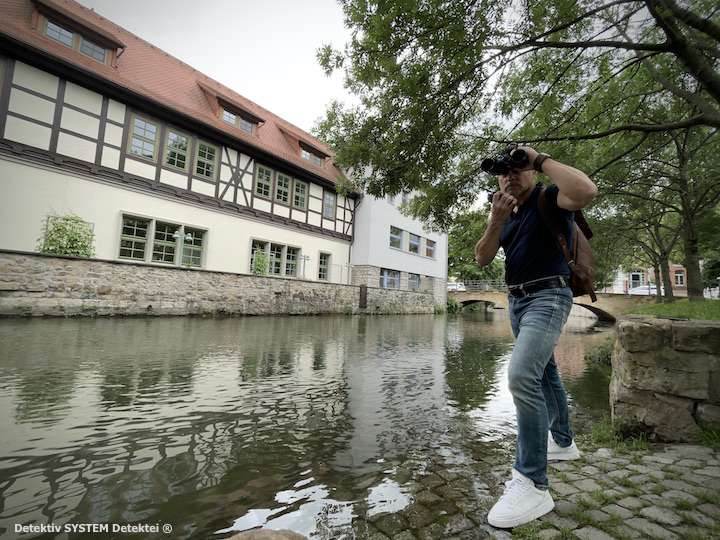 Privatdetektive in Thüringen in Aktion
