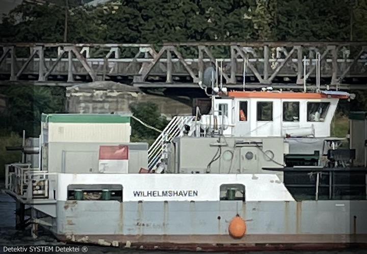 Wirtschaftsdetektive in Wilhelmshaven in der Ermittlung