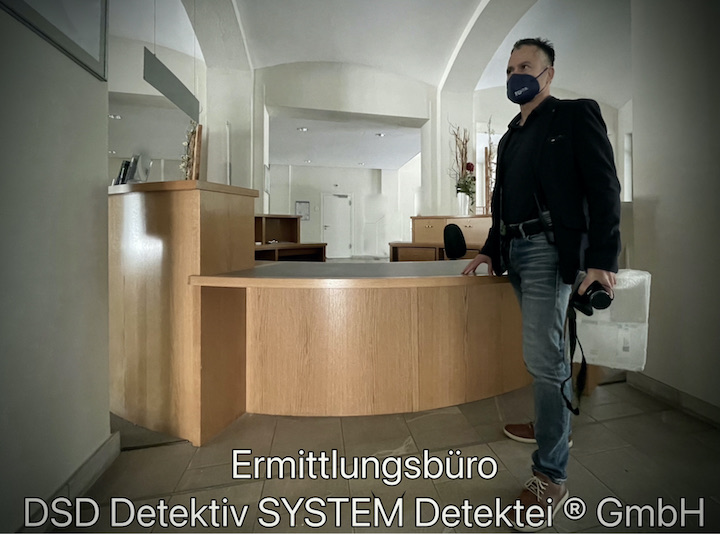 Detektiv SYSTEM Detektei ® stellt Support im Detektivbüro bereit