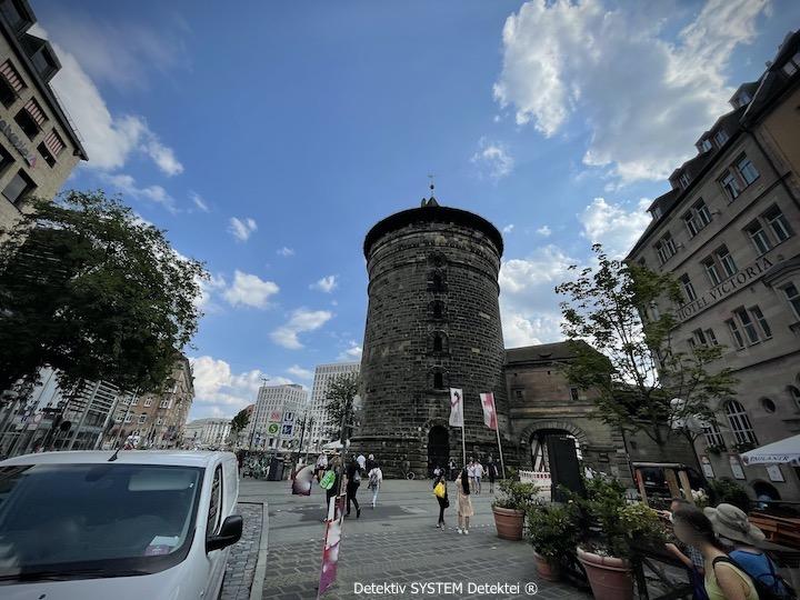 DSD Privatdetektive in Nürnberg in Aktion
