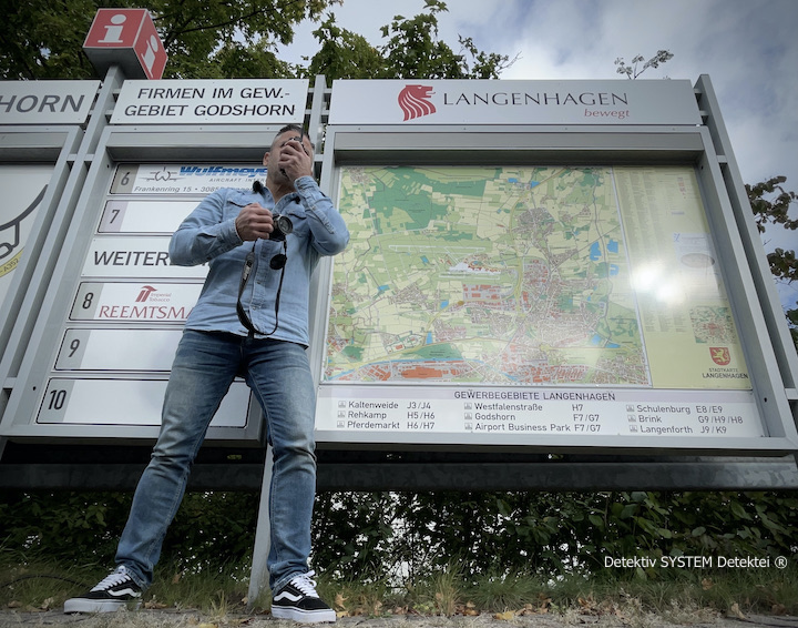 DSD Privatdetektei in Langenhagen einsetzen